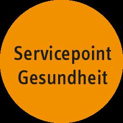 Servicepoint Gesundheit